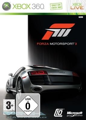 Forza Motorsport 3 - Autorennen für Xbox 360 Neu/Ovp | eBay
