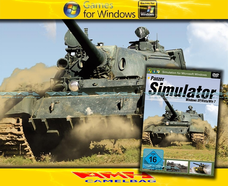 Panzer Simulator Pc