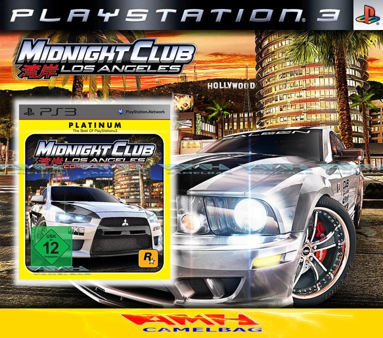 Midnight Club  Ps Cheats All Cars